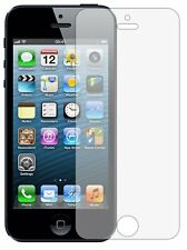 2 Pack Screen Protectors Cover Guard Film For Apple iPhone 5 / 5C / 5S