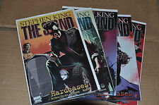 Stephen King - Stand - Hardcases with bags and board - MINT