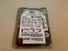 """20gb IBM IC 25 N 020 capillare 04-0 2.5"""" IDE HDD Disco Rigido ACER 1360 1362lm"""