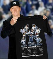 New York Yankees Legend 120th Anniversary 1901-2021 Gift Men Women Fan T-Shir...