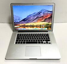 """MATTE SCREEN MacBook Pro 15,4"""" A1286 2,2Ghz i7 8Gb RAM Intel HD512MB SSD 480Gb"""