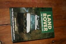 Land Rover, the unbeatable 4x4 Fourth Edition ISBN #0-85429-950-5