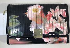 Ted Baker Opulent Bloom Ipad Xbody Bag Black Pattern 1
