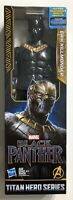 "Black Panther - Marvel Titan Hero Series Erik Killmonger 12"" Figure"