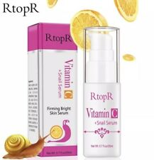 20ml Vitamin C Snail Serum Anti Wrinkle Essence Face Skin Care anti Ageing