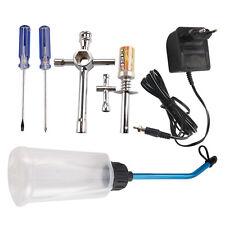 Glow Plug Iginter Nitro RC Car Buggy Starter Kits Universal 1/8 1/10 1/16 Set