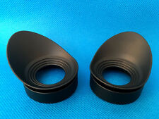 Binoculars telescope microscope Eyepiece cups eye guards EyeShield for 40mm 2PCS