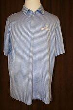 Ralph Lauren Polo Golf Polo Shirt 2012 US Junior Amateur Blue White XL Mens