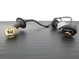 97-00 Infiniti QX4 Rear Tail Light Wire Harness OEM 26551-0W001