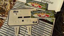 DAS. EFKA Zigarettenpapier* 50 Blatt - OVP Wehrmacht - 2. Wk -III:REICH * 1/100