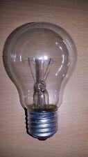 10 x 60w ES Screw In E27 110v Clear Bulb Lamp GLS Light Bulbs Festoon Cheap!