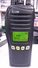 ICOM UHF IDAS NXDN POLICE SHERIFF FIRE DEPT DIGITAL SCANNER  FREE PROGRAMMING
