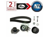 For Fiat Freemont JC 2.0 JTD 4WD 163HP -16 Timing Cam Belt Kit And Water Pump
