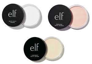 ELF Putty Primer - Universal Skin Perfecting Poreless / Matte / Luminous E.l.f.