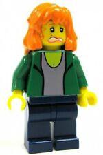 LEGO Spider-Man Mary Jane Minifigure [Green Jacket Loose]