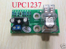 UPC1237 speaker protection board Boot delay DC protection
