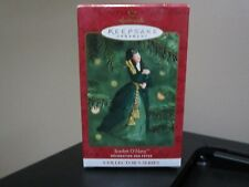 Hallmark Ornament Scarlett O'Hara #4 Collector'S Series 2000 Never Out Of Box