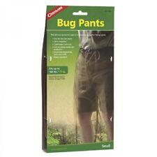 Coghlans Arco pantalones tamaño XL Protección Picaduras Pantalón Malla Mosquito