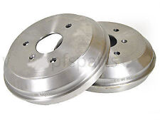 Smart ForTwo, City-Coupe, Roadster Brake Drum (Pair)