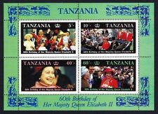 Royalty Tanzanian Stamps