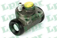 LPR Rear Wheel Brake Cylinder 4670 Peugeot 205 Mk1, 206, 306, 309