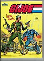 G.I. Joe A Real American Hero The Trojan Gambit Signed Larry Hama Marvel Books