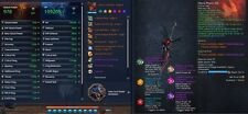 Blade and Soul Account_HM12_Blade Dancer_978AP_Full BT gear/brac_NA Dochun