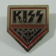 NEW KISS ARMY OFFICIAL LICENSED BELT BUCKLE Rock Metal Band Gene Simmons