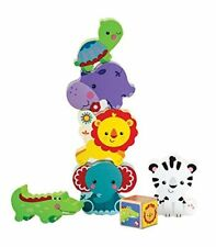 Fisher-Price My First Animal Tower Pretend Play