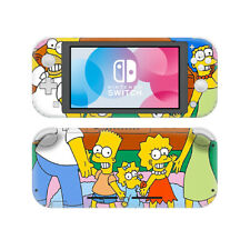 Simpsons Family Nintendo Switch Skin for Nintendo Switch Lite Console