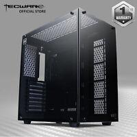Tecware VXR, Dual Chamber Tempered Glass ATX Case