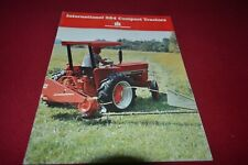 Allis Chalmers 200 Tractor Dealer/'s Brochure YABE19