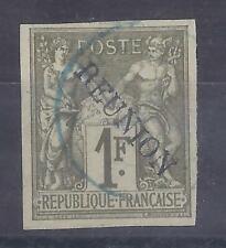 Colonies françaises - Réunion - n° 16 oblitéré