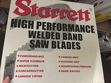"""Starrett B/blades 11'5"""" x 1 x 035 x 3/4tpi"""