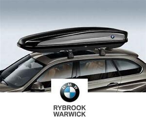 Genuine BMW Roof Bars & Box Set FOR MOST MODELS!! 82732420634
