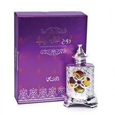 Attar Ruh AlTeeb Rasasi 15ml Perfume Oil - Flowery woody ambery spicy musky