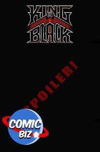KING IN BLACK #3 (OF 5) (2021) 1ST PRINTING LASHLEY SPOILER VARIANT COVER MARVEL