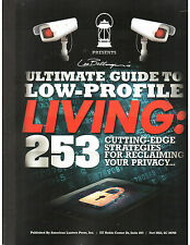 The Ultimate Guide to Low-Profile Living 253 Cutting Edge Stategies for Reclai..