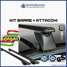 KIT PORTATUTTO + BARRE DA TETTO FARAD HONDA CIVIC 3 PORTE 2006 -> 2012