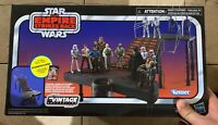 Star Wars Vintage Collection CARBON FREEZING CHAMBER Playset NIB In Hand 🔥