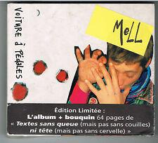 MELL - VOITURE À PÉDALES - EDITION LIMITEE CD + BOUQUIN - 2006 - NEUF NEW NEU