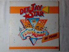LP DEE JAY STAR FESTIVALBAR '85 IN TOUR VALERIE DORE ALBERT ONE CANTON MECCANO
