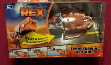 "GENERATOR REX TRANSFORMING REX RIDE 4+ - GREAT TOY FOR KIDS ""THEY WILL LOVE IT"""