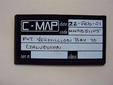 C-Map Vermillion bay to Galveston M-Na-B511.05 electronic chart