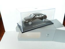 Mercedes C-Klasse 2014  Brown Metallic 1/:43 Norev neu & OVP Dealer box