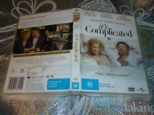 IT'S COMPLICATED (DVD, M) (P128548-21 A)
