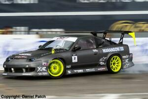 SRB POWER +70mm KP STYLE REAR OVER FENDERS FOR 200SX S13 180SX