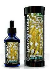 BRIGHTWELL AQUATICS CORAL AMINO For Marine Coral Reefs boosting coral growth