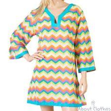 Summer/Beach Long Sleeve Striped Tops & Blouses for Women