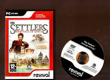 THE SETTLERS HERITAGE OF KINGS. EXCELLENT REAL TIME STRATEGY GAME FOR THE PC!!